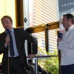 CHARLES ANTOINE DE FOUGEROUS (BISCUITS FOSSIER) ET REMIS CASTILLO