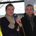JAMES RICHARD FLINIAUX (AY ECO VISITES) ET XAVIER THIBAUT (CHOCOLATERIE X. THIBAUT)